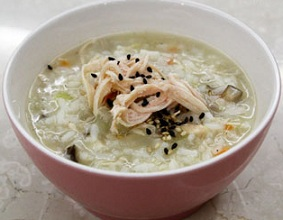 Juk - Rice Porridge - 죽