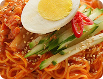 Sweet & Spicy Cold Noodles