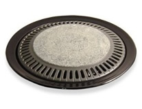 Stone BBQ Grill Plate/Pan