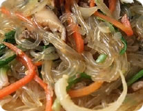 Beef & Vegetable Noodle